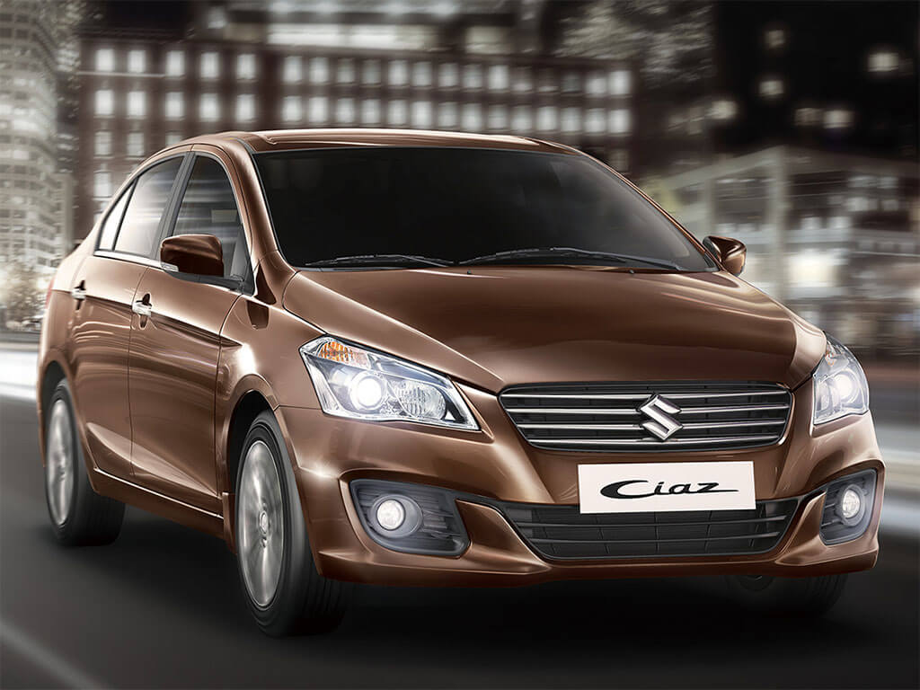 ciaz car Rental Jaipur
