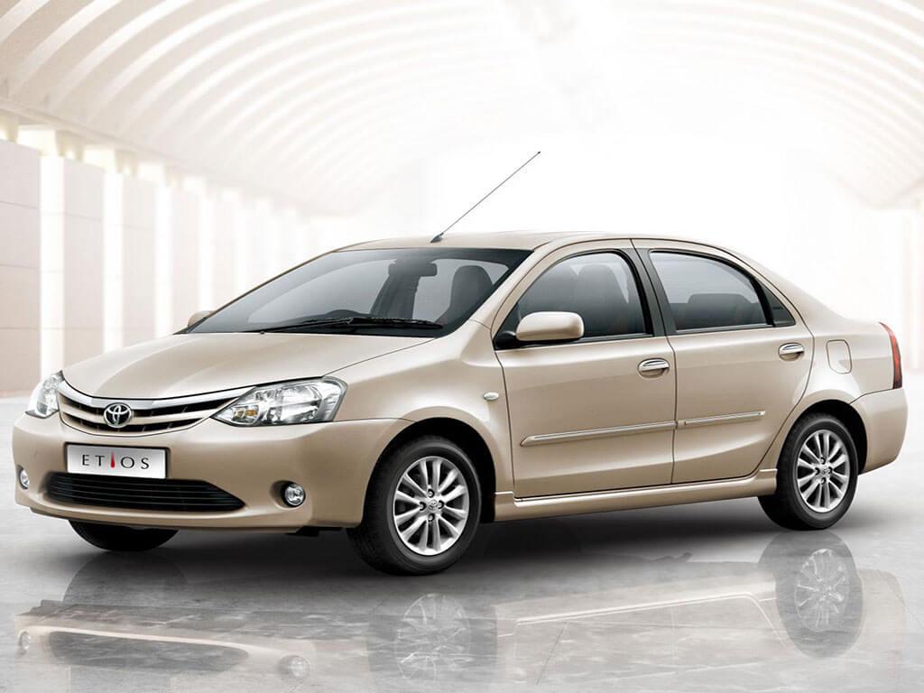 Etios Car hire